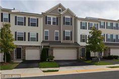 25206 Quartzite Terrace, Aldie, VA 20105 Sold $425,000 Beautiful 2 car garage TH in Stone Ridge