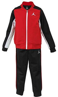 c449a4814 Amazing offer on NIKE Air Jordan Toddler Boys Tracksuit Jacket Pants Set  online