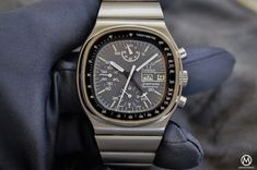 Moon Landing 50 - Throwback to the History of the Omega Speedmaster (Pre-Moon, Alaska, Moonwatch and More) - Monochrome Watches Monochrome Watches, Moon Watch, Speedmaster Professional, Big Watches, Moon Landing, Antique Watches, Omega Speedmaster, 25th Anniversary, Lebron James