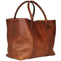 Leather Bag! Gorgeous!