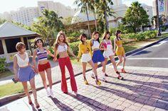 Com Good Luck, AOA Segue sua Escalada na Parede do K-pop - Delírios da Madrugada