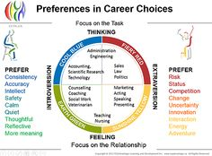Insights Discovery: career choices