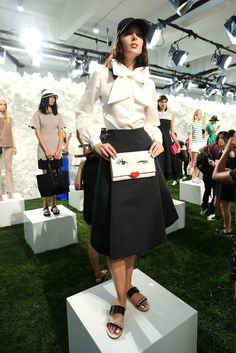 Care to Take a Trip to Paradise With Kate Spade New York?: Each season, Kate Spade New York's Fashion Week presentation whisks us off to a distant locale.