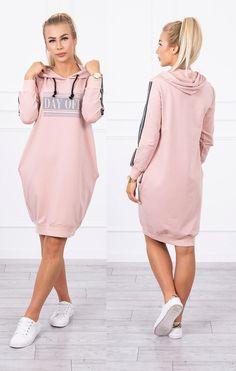 Ár: 6.790 Ft Cold Shoulder Dress, High Neck Dress, Dresses, Fashion, Turtleneck Dress, Vestidos, Moda, Fashion Styles, Dress