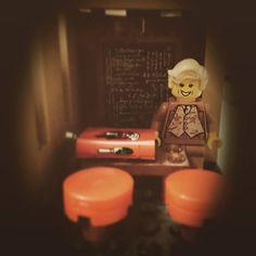 Lockhart.  #lego #legominifigures #legominifigure #afol #legostagram #toys #movies #cool #fun #toyphotography #harry #harrypotter #potter #potterhead #harrypotterfan #ron #hermione #legoharrypotter #jkrowling #follow #legostarwars #legomarvel #toys #likeforlike #fandom #hogwarts #diagonalley #starwars #dobby by legofanphotography