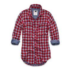 Duofold Plaid Shirt