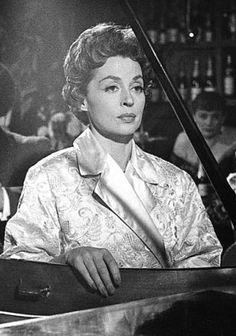 "1955 - Place 4 - Lilli Palmer in ""Teufel in Seide"""