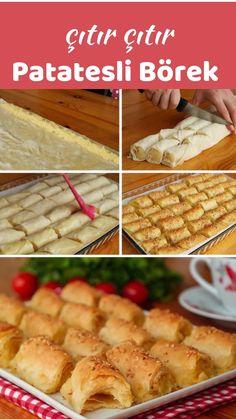 Pastry Recipes, Waffles, Muffin, Food And Drink, Healthy Recipes, Breakfast, Amigurumi, Turkish Cuisine, Recipe