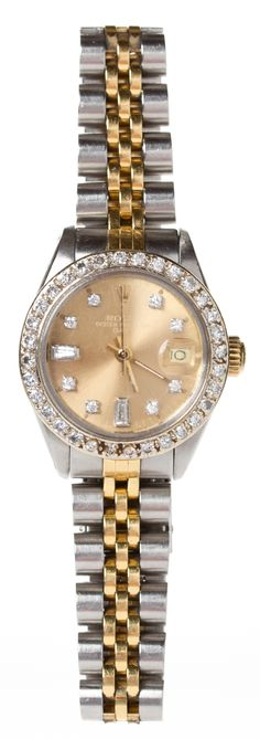 Rolex Watch @Michelle Coleman-HERS ~ And, of course ~