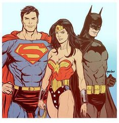 Trinity of DC