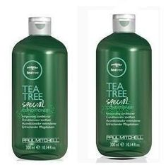 Paul Mitchell Tea Tree Special Shampoo and Conditioner 16.9 Oz Duo