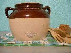 Stoneware vintage monarch