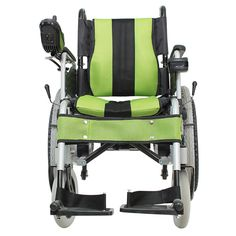 Cheap prices lightweight steel motorized electric wheelchair