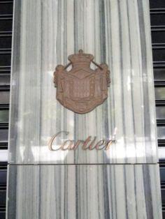 Cartier Window Display Greece