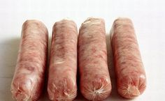 Irish Sausage - For St Pattys.  Will sub chicken and do patties instead of links so I can just use my food processor.  Easy Peasy.