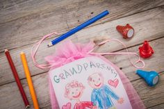 Hand-made gifts straight from the heart are definitely the most treasured! Diy Gifts, Handmade Gifts, Expensive Gifts, Grandma And Grandpa, Organza Gift Bags, Home Made Soap, Some Ideas, Inspirational Gifts, Gift Packaging