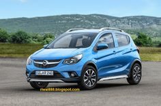 Riwal888 - Blog: !NEW! Opel KARL ROCKS: SUV Makeover for Opel's Ent...