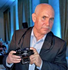 Steve McCurry self portrait