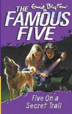 15: Five On A Secret Trail Enid Blyton