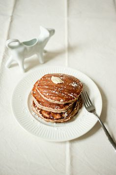 Apple, almond, mousse tart by Veronika Studer - http://www ...