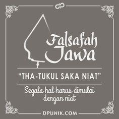 DP BBM Falsafah Jawa