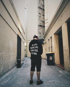 Anti social social club #assc Ig:@prstyooo