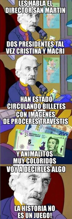 Animales reemplazando próceres en billetes... Solo en Argentina :) Funny Memes, Comic Books, Lol, Humor, Truths, Good Things, Funny Stuff, Hilarious Pictures, Jokes