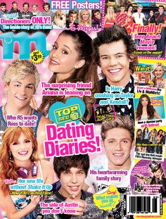 January/February 2014 Teen Magazines, Teen Beach, Seventeen Magazine, Ariana Grande, Hello Kitty, February, Idol, Childhood, Posters