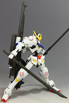 GUNDAM GUY: HG 1/144 MS Option Set 1 & CGS Mobile Worker - Review by Hobby no Toriko