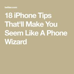 18 iPhone Tips That'll Make You Seem Like A Phone Wizard Engineering Quotes, Make It Yourself, Iphone, Tips, Counseling