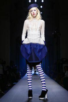 Jean Paul Gaultier Couture Fall Winter 2015 Paris - NOWFASHION