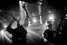 Avenged Sevenfold - Stadthalle Wien - 23.11.2013 - Fotos und Bericht