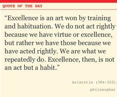 Quote - Aristotle