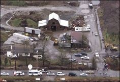 Pickton Farm: Robert Pickton was an inventive serial killer who took advantage of living at a farm by feeding the corpses of his victims to hogs. Pickton is believed to have killed as many as 50 women in a decade, but the police investigation went on to unearth more unsettling facts. They believed the public may have been sold human meat combined with pork by Pickton.