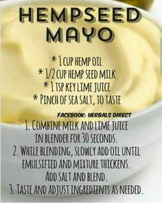 Hempseed Mayo