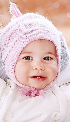 See Princess Charlotte's most adorable photos from her first year of life