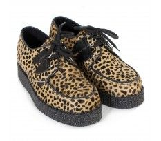 Underground Wulfrun Creeper Leopard