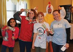 For the third year, the Downtown Dare scavenger hunt will bring families and fundraisers together for a race through New Bern.