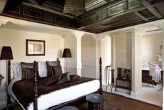 Relais & Chateaux, Moroccan style with a touch of modern.