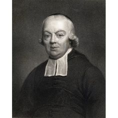 Charles Michel De L'Epe1712-1789 Abb De L'Epe A Philanthropic Priest And Inventor Of The Sign Alphabet For The Instruction Of The Deaf And Dumb From The Book Gallery Of Portraits- Published London 183