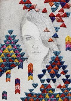 bordados Izziyana Suhaimi