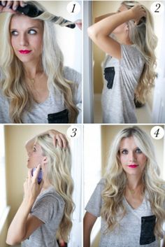 Lord of the Ringlets: The Easiest Trick for Natural-Looking Curls   Beauty - Yahoo! Shine