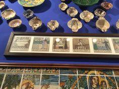 Auca del Senyor Esteve al Museu del Cau Ferrat