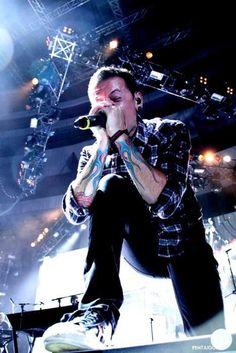 #Mr Scream Chester Bennington - Linkin Park
