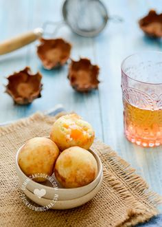 Bollitos de Yuca Recipe (Cheese-Filled Cassava Balls): Learn how to make these, they're crispy outside, soft and cheesy inside. A sure hit with your guests.