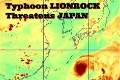 Japão se prepara para o Lionrock