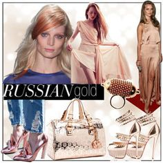 Russian Gold