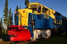 The Aurora Express Alaska, EE. UU. 12 de los hoteles más peculiares del mundo
