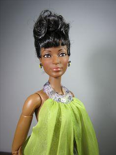 Star trek uhura barbie