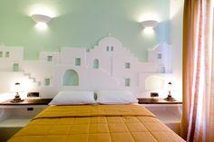 A room style from Porto Klaras apart hotel in Kythnos island (Kithnos) Greeece www.porto-klaras.gr